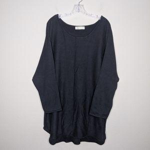 Michael Kors | Black Knit Tunic